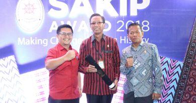 Lagi, Polewali Mandar Peroleh SAKIP Award