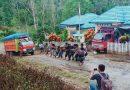Usaha Polres Majene Sukseskan Tahapan Pemilu 2019