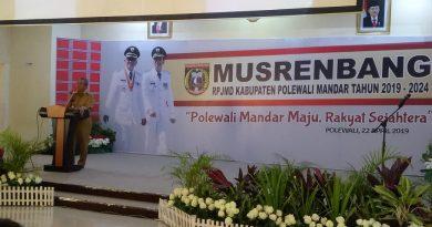 Musrenbang RPJMD Polewali Mandar 2019-2024