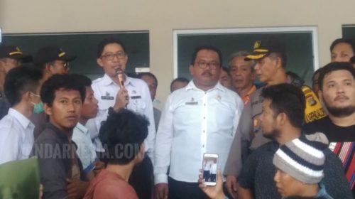 Buntu, Aksi GTT-PTT Bergeser ke DPRD Sulbar