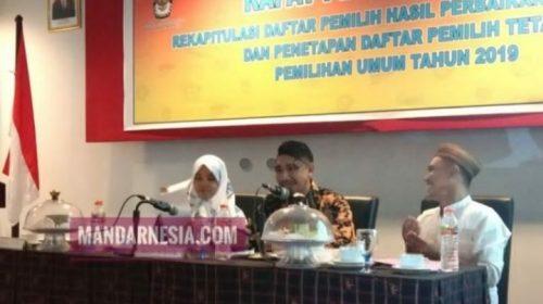 KPU Mamuju Jalani Sidang DKPP Soal Caleg Mantan Napi