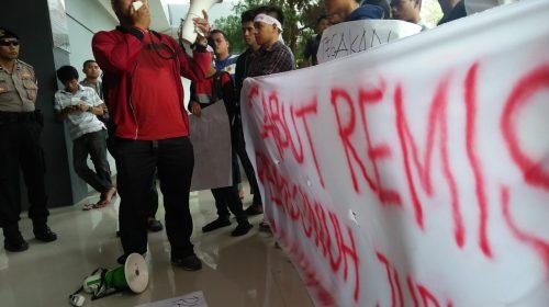 AJl Mandar Tuntut Presiden Batalkan Remisi Pembunuh Jurnalis