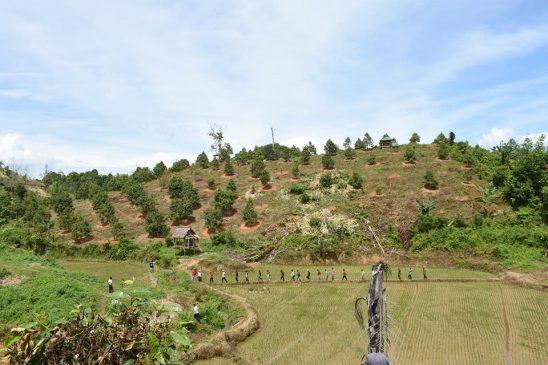 Tour de Bulo, 'Surga' di Bumi Tipalayo