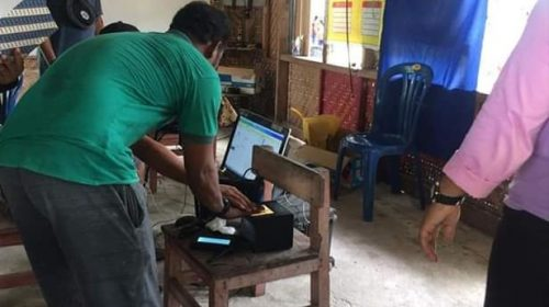 Tak Terdaftar di DPT, Pemilih Wajib Miliki el-KTP