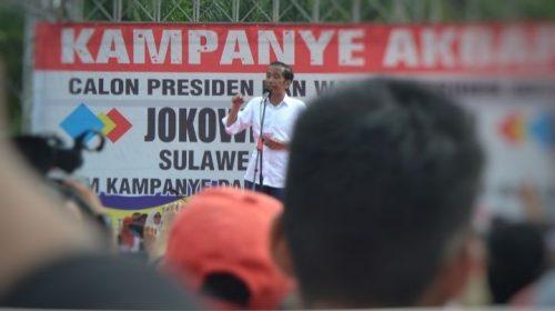 Janji-janji Politik Jokowi di Sulbar