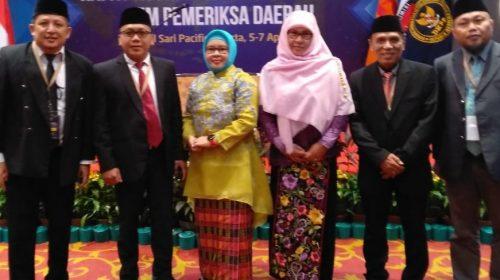 Ketua DKPP Kukuhkan TPD Provinsi
