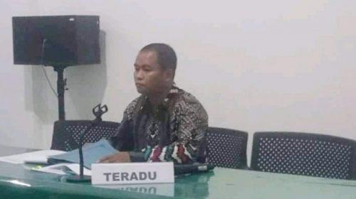 Ketua Bawaslu Mamasa Diproses DKPP