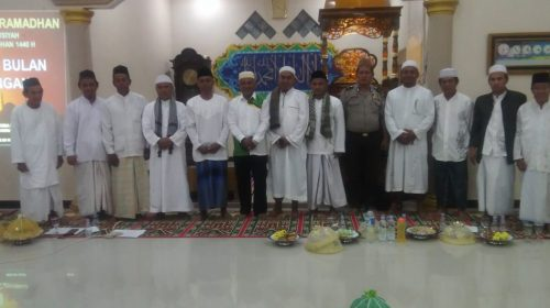 Sambut Ramadan dengan Dzikir dan Tausyiah