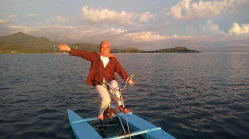 Sepeda Laut dari Bajoe Go Pontianak