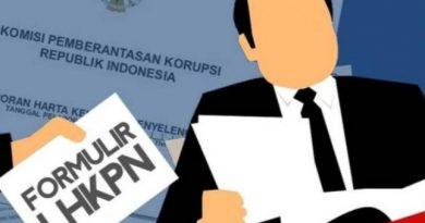 Caleg Terpilih Partai NasDem Belum Serahkan Tanda Bukti LHKPN
