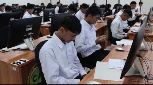Hanya 28 Calon Praja IPDN Capai Passing Grade SKD