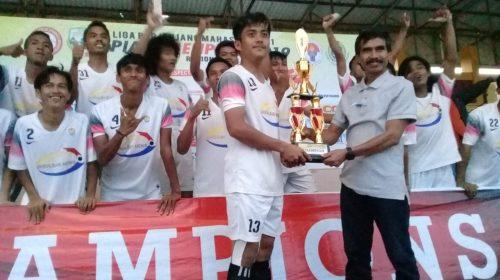 Piala Menpora, Unsulbar Melenggang ke Tingkat Nasional