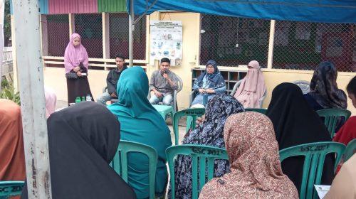Literasi Sampah Hadir di Even Literacy Camp