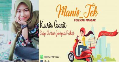Potret Insipiratif 'Manis Jek' dari Polewali