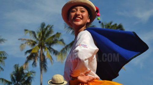 Martita, Gadis Ekuador Kecantol Jepa di Limboro