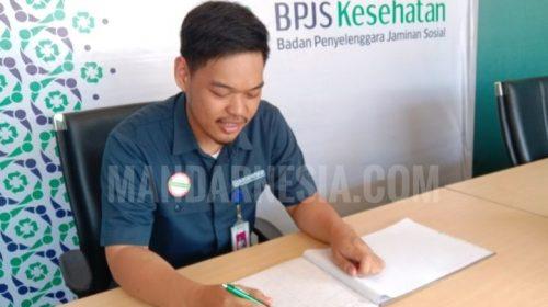 BPJS Nonaktifkan Penerima Bantuan Iuran 15.313 di Sulbar