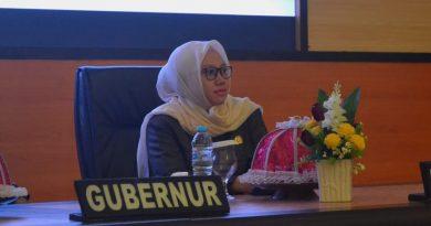 Amalia Aras masih Optimis Jadi Ketua DPRD Sulbar