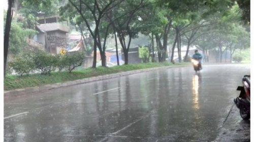 BMKG Prediksi Hujan di Beberapa Wilayah di Sulbar