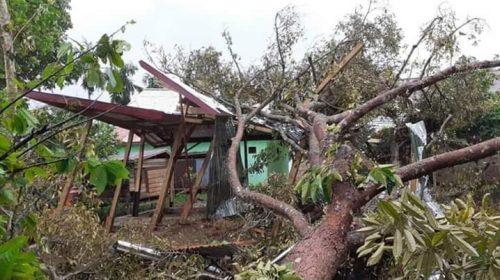 Warga Laporkan 25 Rumah Rusak Akibat Angin Puting Beliung