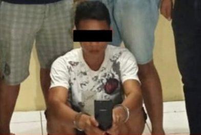 Residivis Pencuri Smartphone Diringkus Polisi