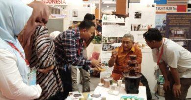 Kopi Poki hingga Kopi Maraddia Dijajakan di Arena Indonesia Trade Expo