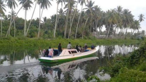 Kapal C59 yang Hilang Ditemukan Nelayan Majene