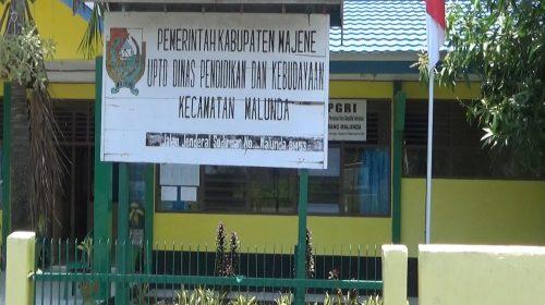 Malunda Kekurangan 100 Guru SD