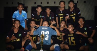 Tim Futsal MAN 1 Majene  Lolos ke Final