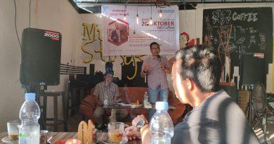 Aco Musaddad HM : Daerah Maju Karena Ditopang Anak Muda