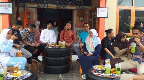 """Optimalkan Pelayanan, KPU Sulbar Resmikan """"Teras PPID"""""""