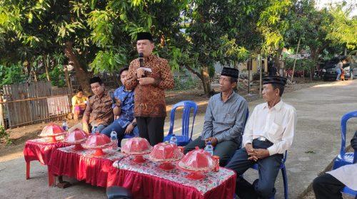Ajbar Menyapa Masyarakat Patampanua, Kecamatan Matakali