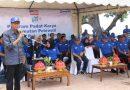 Aksi Bersih Lingkungan, 50 Unit Tempat Sampah Disebar