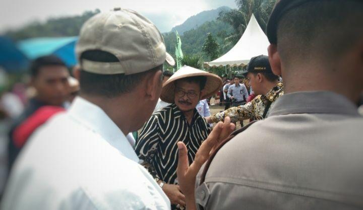 SYL Dorong Sulbar Ekspor