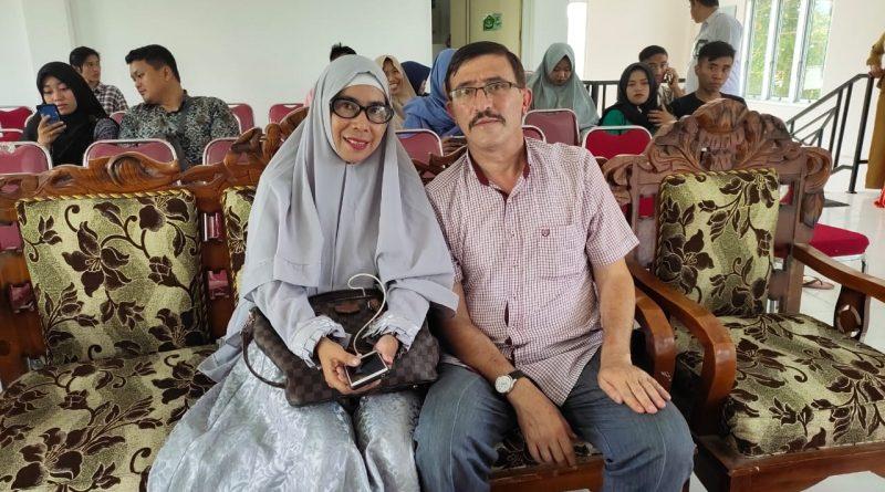 Pria Asal Turki Ikut Sekolah Pengantin di Polman