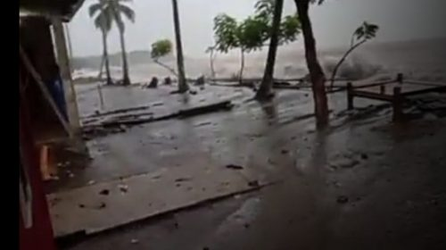 Esok, BMKG: Waspadai Hujan Disertai Angin Kencang di Wilayah Sulbar