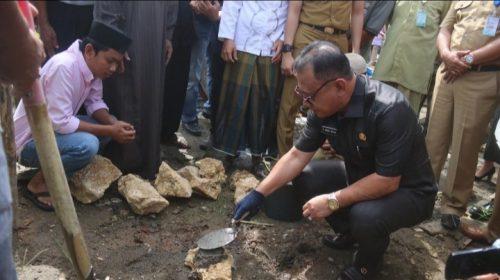 Pembangunan Masjid Pasa Lama Mamuju Habsi: Investasi Ibadah