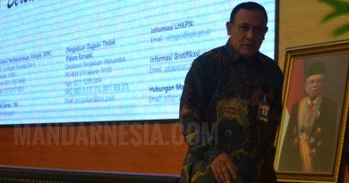 Di Sulbar, Ketua KPK Bicara Integritas dan Komitmen Berantas Korupsi