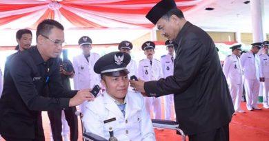 Pasca Dilantik, Saifuddin : Mari Membangun Desa Bambangan