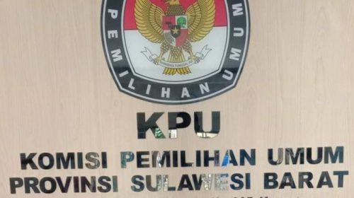 KPU Provinsi Koordinasi Tahapan Pilkada 2020 ke DPRD Sulbar