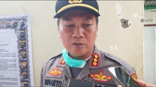 Di Tengah Wabah Covid-19, Polisi Akan Bubarkan Acara Pelibatan Massa