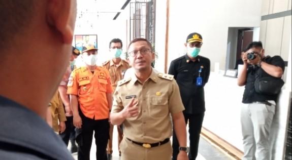 Pimpinan Forkopimda, Wabup Pantau Beberapa Titik, Antisipasi Wabah Corona