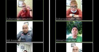 Cegah Corona, KPU Sulbar Optimalkan Rapat Online