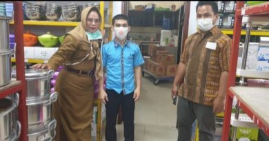 Dinas Perdagangan Mamuju Pantau Ketersediaan Gula dan LPG