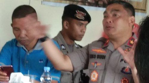 Polda Sulbar Sebar Personel Pantau Kelangkaan Masker