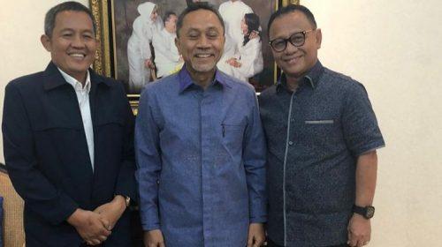 Habsi Bertemu Zulkifli Hasan di Jakarta, Bahas Koalisi di Pilkada