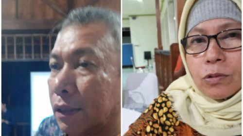 Beda Pendapat, Kadis Kesehatan: Pasien Suspect, Dirut RS Regional Masih ODP