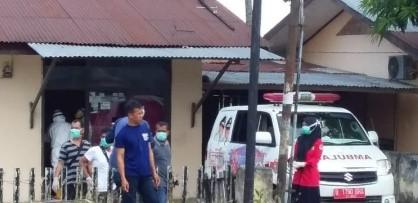Layanan Darurat Pemkab Mamuju Evakuasi Pegawai Kejaksaan yang Pingsan