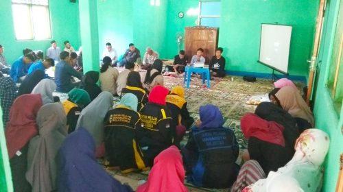 Ngobrol Pintar Literasi ala TB Nurul Jihad Parang Bebbu