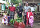 TB Nurul Jihad Parang Bebbu dan Mahasiswa Unismuh Makassar Berbagi 300 Bibit Pohon