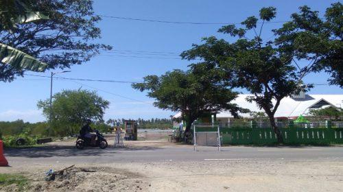 Posko Perbatasan Majene Lengang, Adi Ahsan Protes ke Bupati